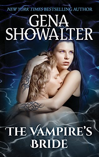 The Vampire's Bride: A Paranormal Romance Novel (Atlantis) Showalter, Gena