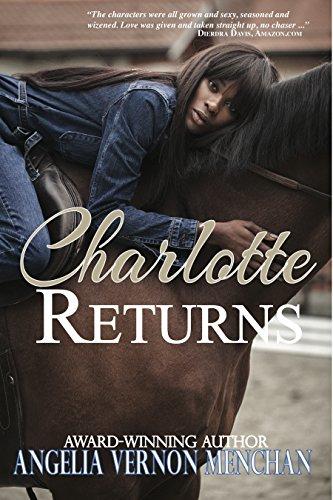 Charlotte Returns Vernon Menchan, Angelia