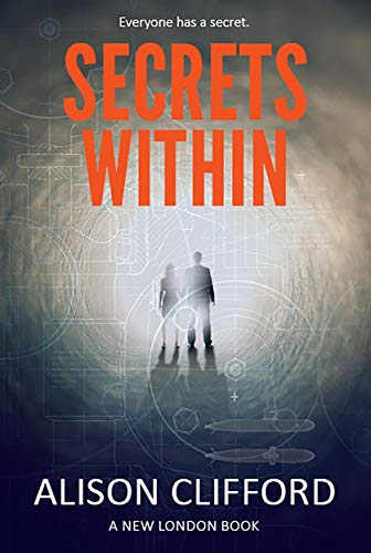 Secrets Within (New London Books Book 2) Clifford, Alison