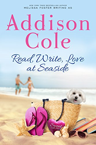 Read Write Love At Seaside Sweet With Heat Summers Book 1