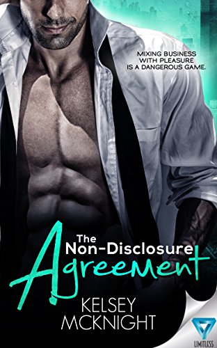 The Non-Disclosure Agreement McKnight, Kelsey