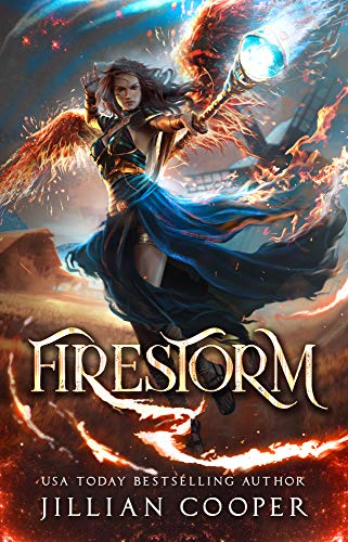 Firestorm: A Paranormal Romance (Heaven and Hell Romance Book 2) Cooper, Jill