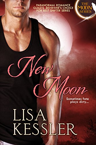 New Moon (Moon Series Book 8) Kessler, Lisa
