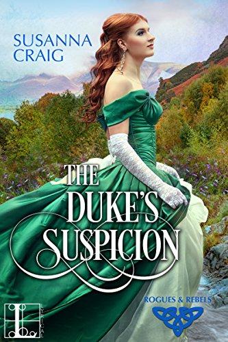 The Duke's Suspicion Susanna Craig