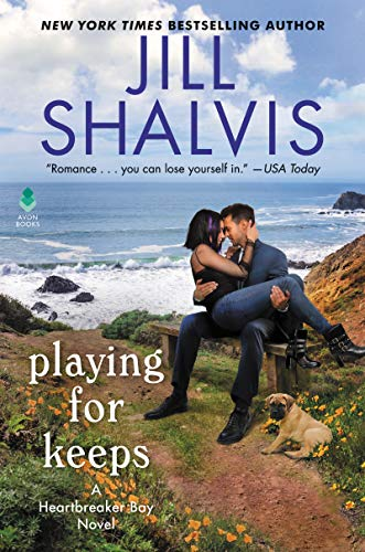 Playing for Keep: A Heartbreaker Bay Novel Jill Shalvis