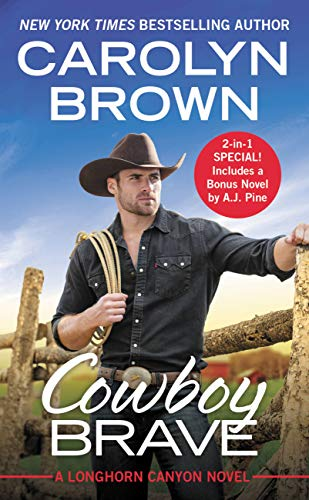 Cowboy Brave Carolyn Brown