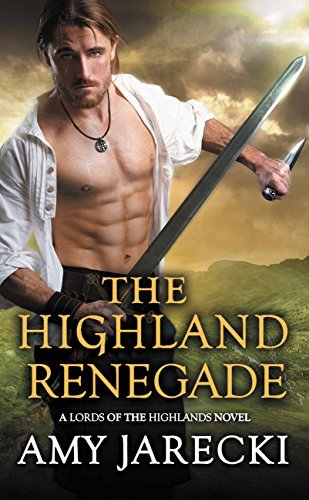 The Highland Renegade Amy Jarecki