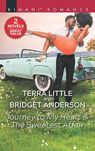 Journey to My Heart & The Sweetest Affair: An Anthology (The Carrington Twins) Terra Little and Bridget Anderson