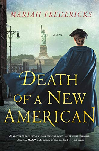 Death of a New American: A Novel (A Jane Prescott Novel Book 2)  Mariah Fredericks