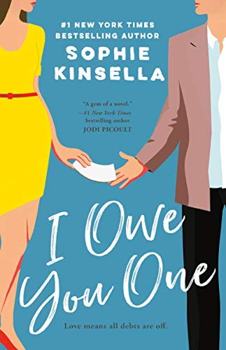 I Owe You One Sophie Kinsella