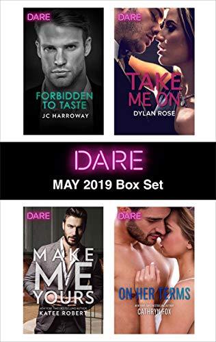 Harlequin Dare May 2019 Box Set: An Anthology JC Harroway, Katee Robert, Dylan Rose, Cathryn Fox