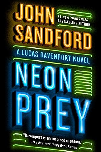 Neon Prey (A Prey Novel Book 29)   John Sandford