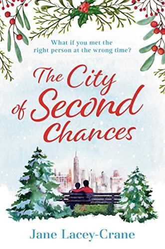 City of Second Chances Jane- Lacey Crane