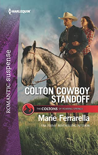 Colton Cowboy Standoff Marie Ferrarella