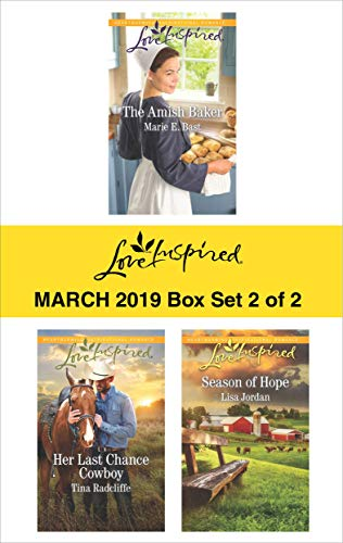 Harlequin Love Inspired March 2019 - Box Set 2 of 2 Anthology