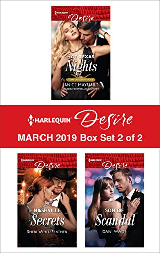 Harlequin Desire March 2019 - Box Set 2 of 2 Anthology