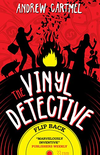 The Vinyl Detective - Flip Back   Andrew Cartmel