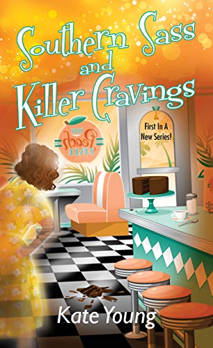 Southern Sass and Killer Cravings (Marygene Brown Mysteries)  Kate Young