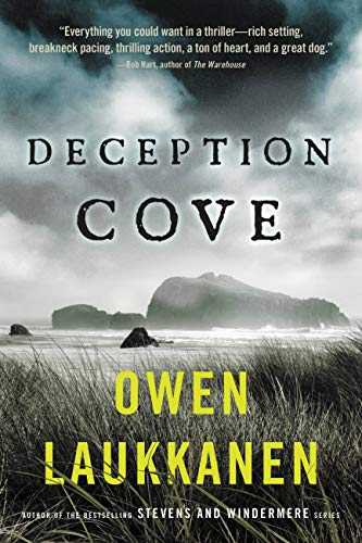 Deception Cove (Neah Bay Book 1)  Owen Laukkanen