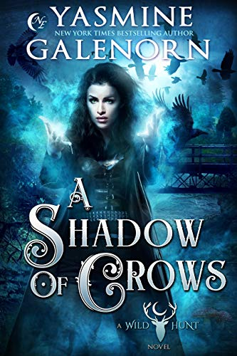 A Shadow of Crows  Yasmine Galenorn