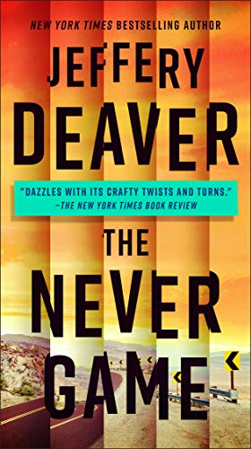The Never Game  Jeffery Deaver
