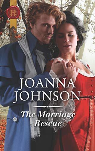 The Marriage Rescue  Joanna Johnson