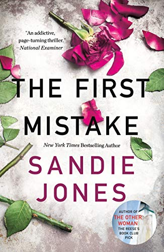 The First Mistake  Sandie Jones