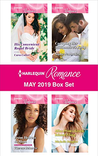 Harlequin Romance May 2019 Box Set: An Anthology  Cara Colter (Author), Sophie Pembroke (Author), Therese Beharrie (Author), Michelle Douglas