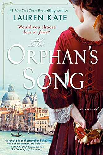 The Orphan's Song  Lauren Kate