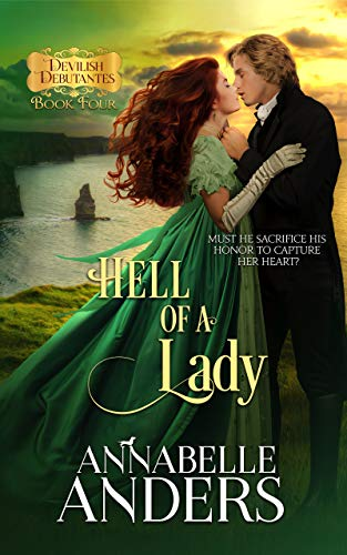 Hell of a Lady (Devilish Debutantes #4) Annabelle Anders