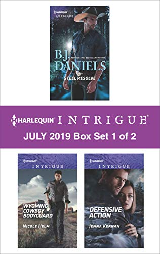Harlequin Intrigue July 2019 - Box Set 1 of 2 B.J. Daniels, Nicole Helm, Jenna Kernan