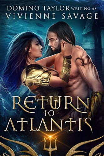 Return to Atlantis Vivienne Savage