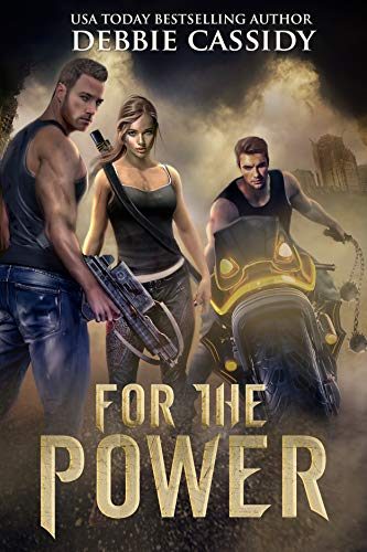 For the Power (For the Blood #2) Debbie Cassidy