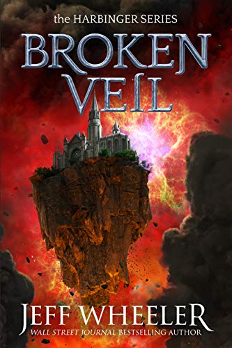 Broken Veil (Harbinger Book 5)  Jeff Wheeler