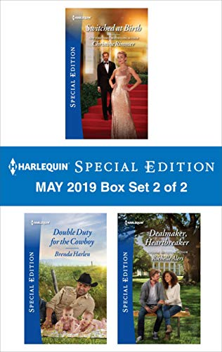 Harlequin Special Edition May 2019 - Box Set 2 of 2 (The Bravos of Valentine Bay)  Christine Rimmer, Brenda Harlen, Rochelle Alers