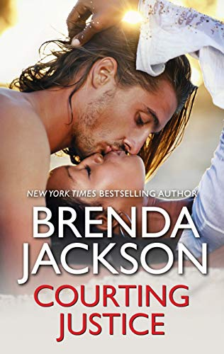 Courting Justice (Madaris Family Saga Book 11)  Brenda Jackson