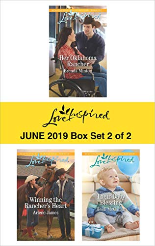 Harlequin Love Inspired June 2019 - Box Set 2 of 2: An Anthology Brenda Minton, Arlene James, Heidi McCahan