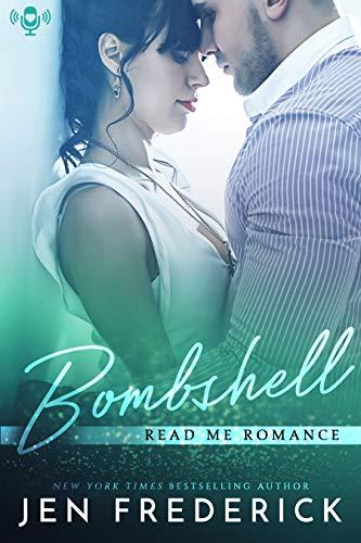 Bombshell Jen Frederick
