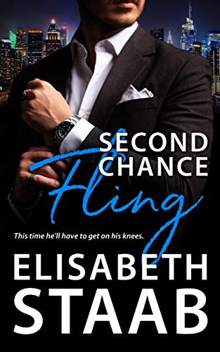 Second Chance Fling (Office Fling Book 2)  Elisabeth Staab