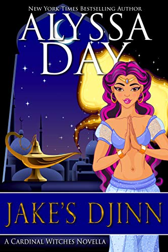 Jake's Djinn: Cardinal Witches  Alyssa Day