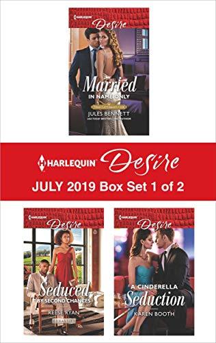 Harlequin Desire July 2019 - Box Set 1 of 2 Jules Bennett, Reese Ryan, Karen Booth