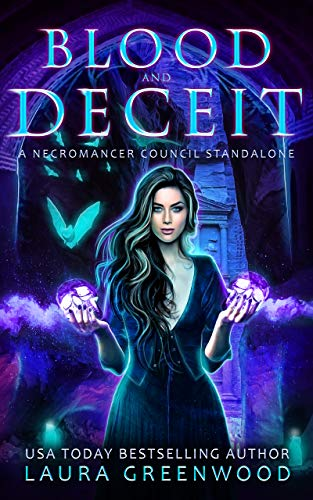 Blood and Deceit   Laura Greenwood