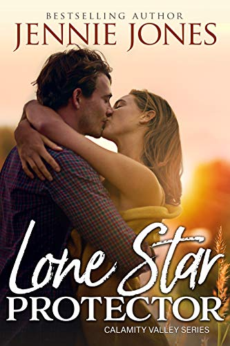 Lone Star Protector (Calamity Valley Book 2) Jennie Jones