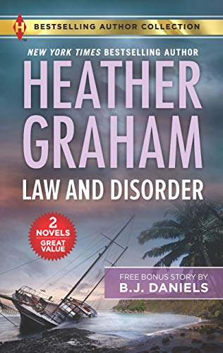 Law and Disorder & Secret Bodyguard (The Finnegan Connection) Heather Graham and B.J. Daniels