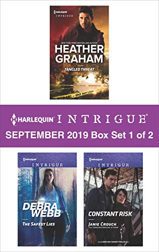 Harlequin Intrigue September 2019 - Box Set 1 of 2  Heather Graham, Debra Webb, Janie Crouch