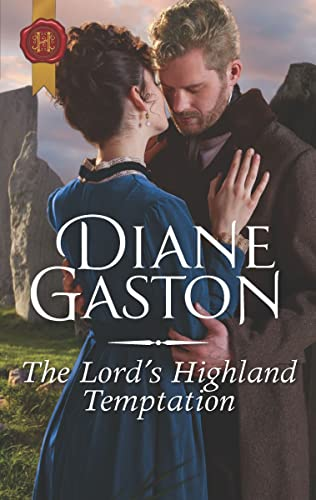 The Lord's Highland Temptation  Diane Gaston