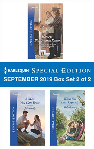 Harlequin Special Edition September 2019 - Box Set 2 of 2  Stella Bagwell, Jo McNally, Helen Lacey