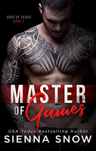 Master of Games (Gods of Vegas Book 2)   Sienna Snow