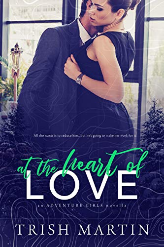 Love on the Horizon (The Adventure Girls of Cascade Falls Book 4)  Trish Martin