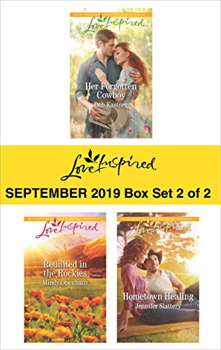 Harlequin Love Inspired September 2019 - Box Set 2 of 2: An Anthology  Deb Kastner, Mindy Obenhaus, Jennifer Slattery